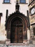 Prague Staré Mesto_Maison de Volflin de Kamen Porte gothique_8704.jpg