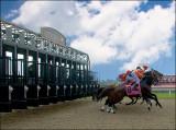 Keeneland Races October 07