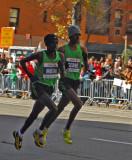 New York City Marathon 2010