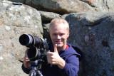 Simon nykryssad Medelhavslira Gubbanäsan Halland 14.8-08
