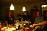 snack vid bordet