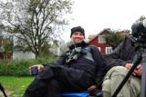 Anders Kornestedt drar en Wirre