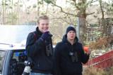 Aron andersson och jag Falsterbo Skåne 18.3-09