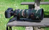 Nikon D300 S and Nikon 300mm 2,8 tele