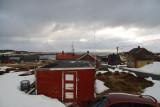 Utsikt från våran stuga
