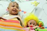 Last weeks of Sivan's life, in hospital