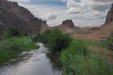 Succor Creek to Owyhee
