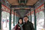 Janine and Hy at Changlang (Long Corridor)