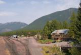 zP1060245 Izaac Walton Inn and BNSF yard at Essex Montana.jpg
