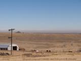 Particulates and Smog Haze Front Range near Boulder and Estes Park