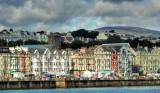 The seafront, Douglas