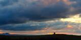 Sunset over Jurby Head