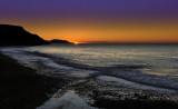 From Glen Mooar beach towards Peel