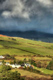 Storm warning at Ballaragh.
