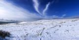 To Beinn-Y-Phott in the snow