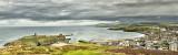 Peel Bay & Castle