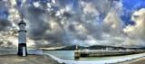 Ramsey Harbour, Isle of Man
