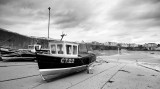 Fishing boats, Port Erin bay