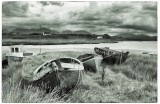 Fishing Boats, Inishnee, Connemara