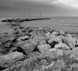 Breakwater, Morecambe Bay