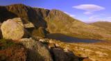 Looking towards the summit of Lochnagar