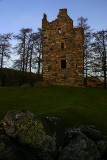 Knock Tower House from the west
