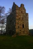 Knock Castle -The friendly side