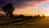 Culllerie Stone Circle - Sunrise