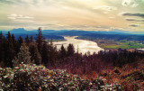 Columbia River - Looking East