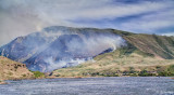 Forest Fire on the Snake River