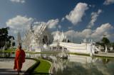 Wat Rong Khun, The White Wat