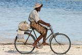 Zanzibari cyclists