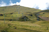 Zinal ski slopes
