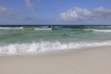 Navarre Beach, Florida Gulf Oil Spill Clean Up