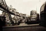1947 Germany - Wuppertal street scene
