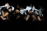 Half time dancing....