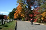 Fall cycling with the 5BBC in Hawthorne, NY