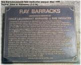 Ray Barracks 1958 Friedberg Germany plaque.jpg