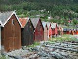entre le Fjord Geirenger et le Trollstigen