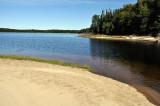 Kiamika reservoir, Qc
