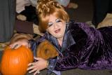 Halloween Drag Race