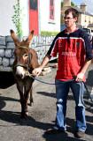 Donkey + Handler