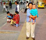 Street Scene, Xian