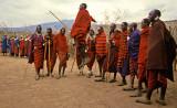 Warriors Dancing