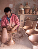 Hand-made Pottery