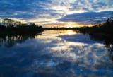 Plassey Sunset 1