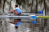 Rowing on the Shannon