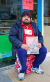 Selling the 'Big Issue'