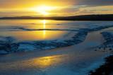Islandavanna Sunset