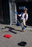 Shop Street Juggler